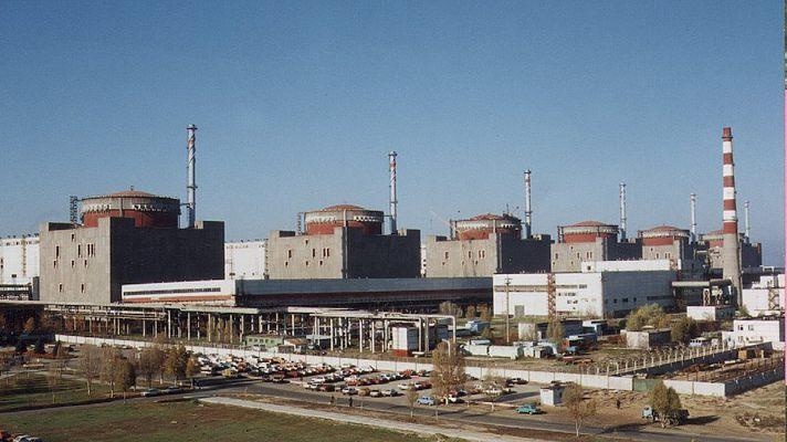 Безопасность Запорожской атомной станции обсудили в штаб-квартире Венгерской энергокомпании