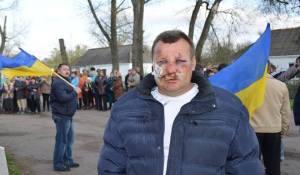 Жители Гуляйпольского района просят Ляшко наказать тех, кто зверски пытал главу сельсовета