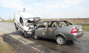 В полиции рассказали подробности смертельной аварии на трассе