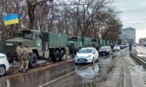 Военные действия на Востоке страны разрушили дороги в пяти районах Запорожской области