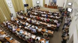 Депутаты Запорожского горсовета собрались на пятую сессию (ОБНОВЛЕНО)