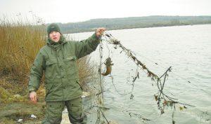 За четыре дня браконьеры нанесли ущерб водному хозяйству Запорожья более чем на 5 тыс грн