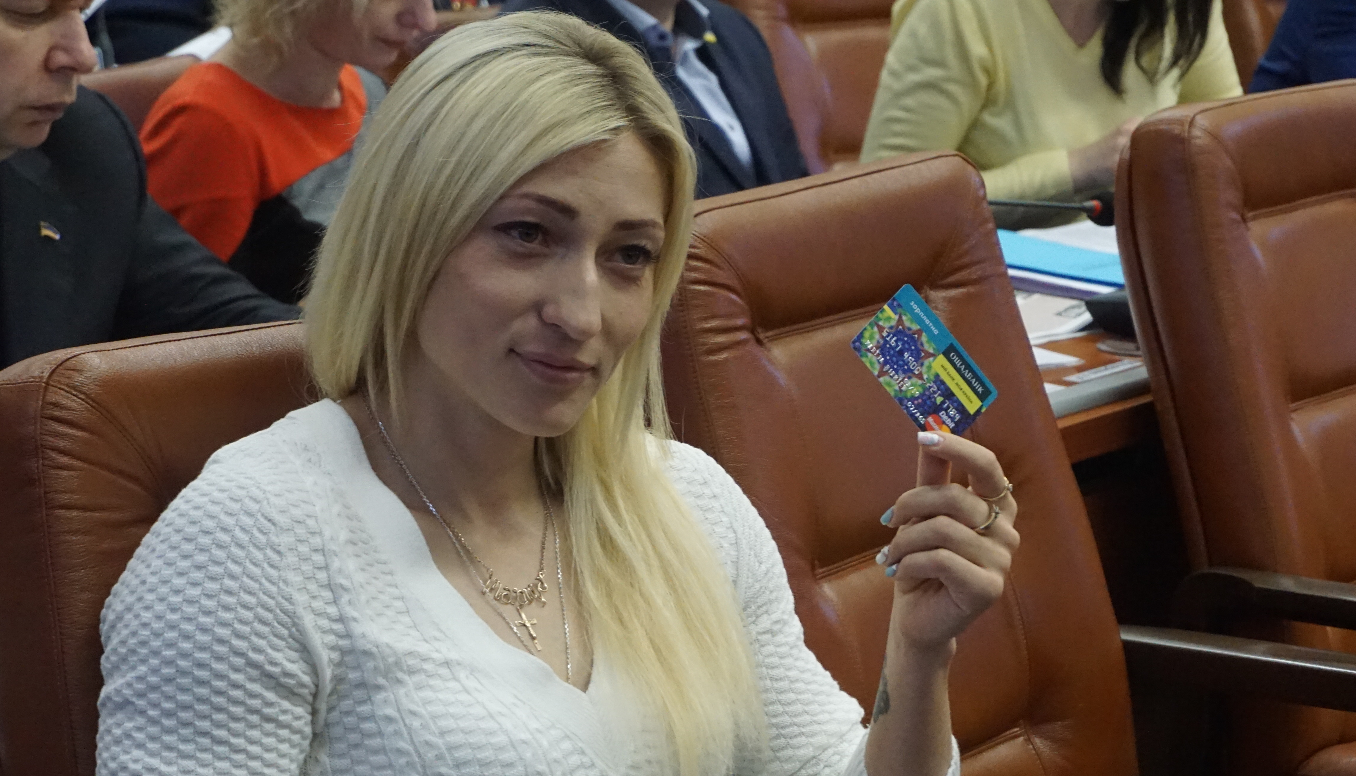 Запорожским спортсменам-чемпионам вместо квартир подарили деньги