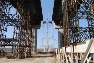 Безопасны ли запорожские мосты-недострои: Верховная Рада VS Служба автодорог