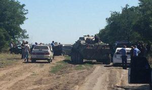 В Запорожской области будут судить рейдеров, которые ранили полицейского