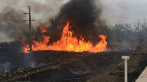 Спасатели: Детская железная дорога - не горела