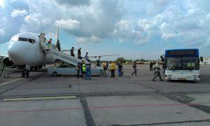 За какие заслуги запорожский аэропорт признали лучшим в Украине