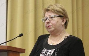 Руководитель финансового департамента горсовета перешла на новую должность