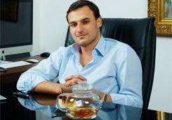 Давтян еще не назначен на должность первого зама, но уже готов привлекать инвестиции в область