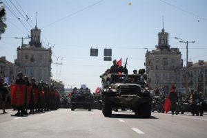 В ОГА считают, что День Победы должен проходить без помпезных массовых парадов