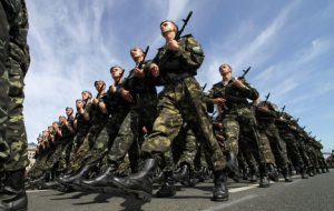 Запорожцы перечислили в поддержку армии почти 116 миллионов гривен