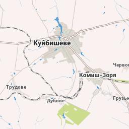День в истории: Появилось село Куйбышево