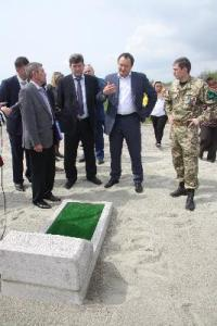 На благоустройство Кушугумского кладбища из городского совета выделили 360 тыс грн