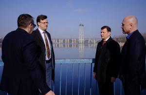 Ляшко пообещал зарегистрировать в ВР законопроект, который поможет достроить запорожские мосты