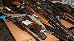 Полиция освободила от ответственности 12 запорожцев, добровольно сдавших оружие
