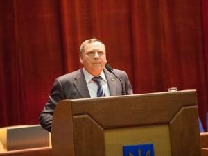 Депутаты облсовета объявят выговор ректору Пашкову