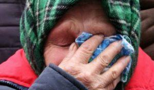 В Коммунарском районе псевдоработницы пенсионного фонда «поменяли» бабушке 150 тыс грн