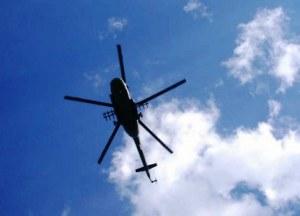 Отыскать бердянского рыбака в Азовском море пытаются с помощью вертолета и системы видеонаблюдения