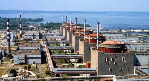 Президент заверил, что на Запорожской АЭС усилили меры безопасности