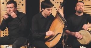 Песню Джамалы исполнили на украинских народных инструментах