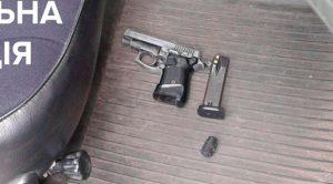 В Запорожье наркоман угрожал таксисту огнестрельным оружием