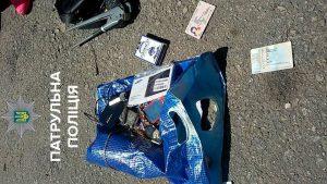 Патрульная полиция задержала воров, которые год были в розыске
