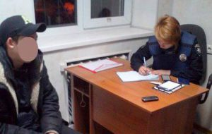 В Запорожье задержали грабителя, который находился в розыске