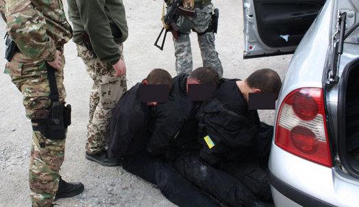 Правоохранители похвастались, как задержали банду, за которой гонялись несколько месяцев