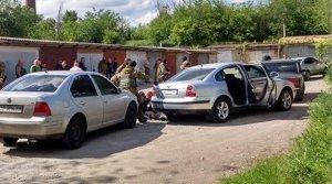 Полиция задержала банду, которая напала на инкассаторов и грабила ювелирные магазины в Запорожье