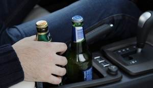 Запорожские копы отчитались, сколько поймали на выходных пьяниц и наркоманов за рулем