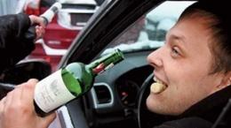Пьяный водитель-иностранец остался восхищен работой запорожских патрульных