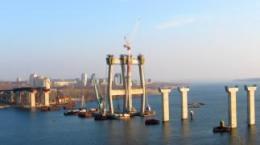 Стройка запорожских мостов будет