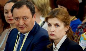 В августе в Запорожье снова приедет Марина Порошенко