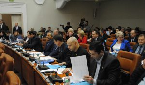 На сессии горсовета запорожские депутаты повоюют с поборами в школах и создадут КП