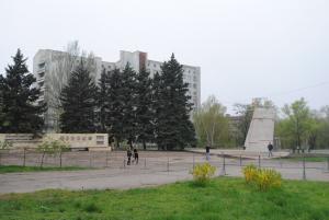 На проектирование памятника чернобыльцам выделили полмиллиона гривен