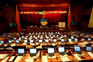 Завтра депутаты областного совета рассмотрят более 60 вопросов