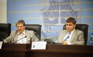 Правый сектор Запорожья выразит протест прокурорам Шацкому и Куценко
