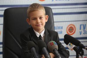 Самым героическим ребенком года стал 8-летний мелитополец