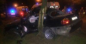 Подробности аварии в Заводском районе - водитель БМВ в коме