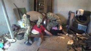 В Запорожье студенты медуниверситета организовали в гараже нарколабораторию – ВИДЕО
