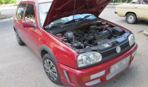 Житель Энергодара купил автомобиль с поддельными документами - фотофакт