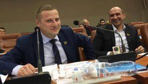 Депутат Согорин может лишиться должности в комиссии из-за