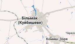 Жители области просят внести правку в декоммунизационное название: Куйбышево - не Бильмак, а Каменка