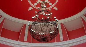 В краеведческом музее Запорожья изготовили люстру по эскизам 1913 года - ФОТОФАКТ
