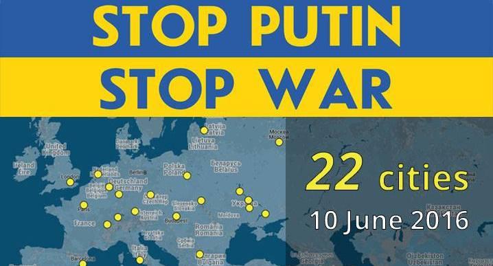 В пятницу запорожцы выйдут на митинг, чтобы сказать Путину
