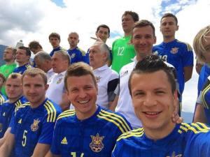 Все на футбол: Губернатор позвал горожан поддержать сборную Украины
