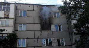 Спасатели ликвидировали пожар в мелитопольской квартире - ФОТО