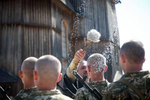 Почти полсотни бойцов специального назначения «Сармат» приняли присягу
