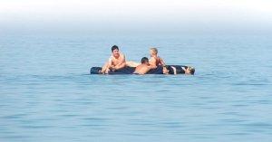 За одни сутки на водоемах области спасены семеро запорожцев
