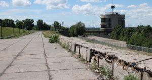 Запорожцы просят мэра Буряка реконструировать площадь, где раньше стоял Ленин